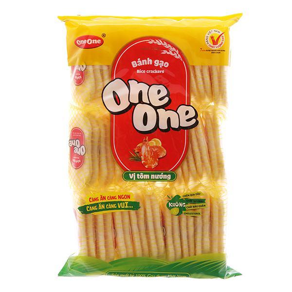Bánh Gạo One One Hương Vị Tôm 150G