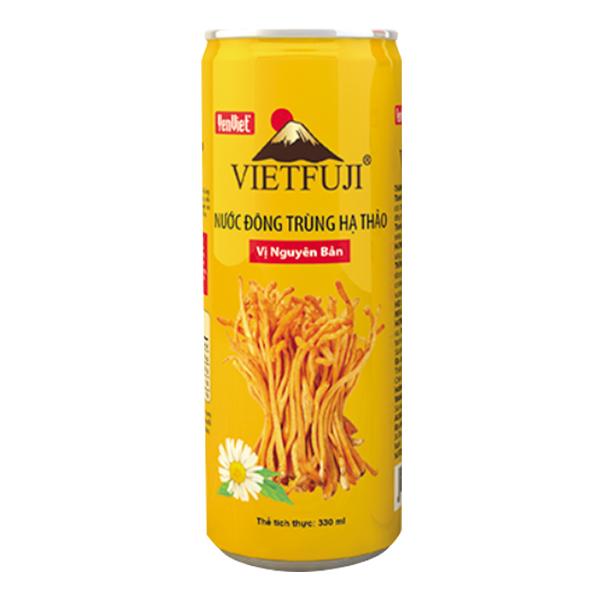 Nước Đông Trùng Hạ Thảo Yến Việt Lon 330Ml