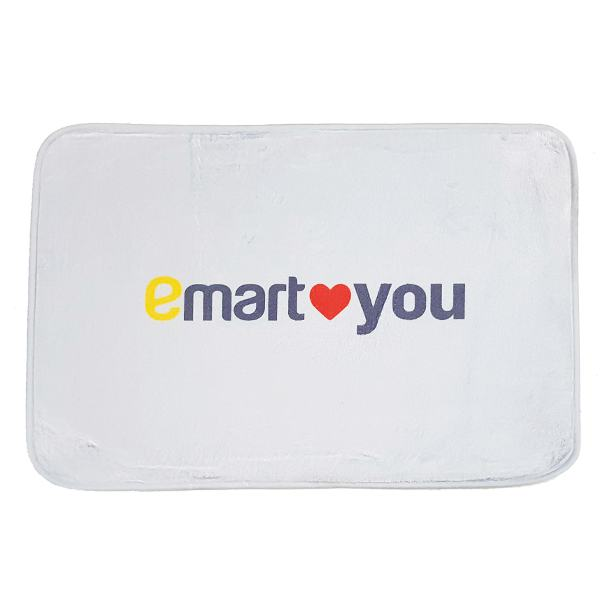 Thảm In Emart Love You 40*60Cm