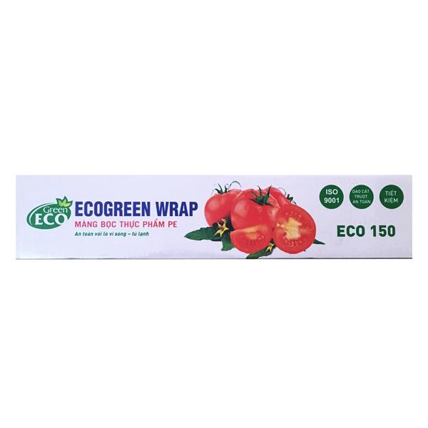 Màng Bọc Thực Phẩm PE Green Eco 30Cm*100M