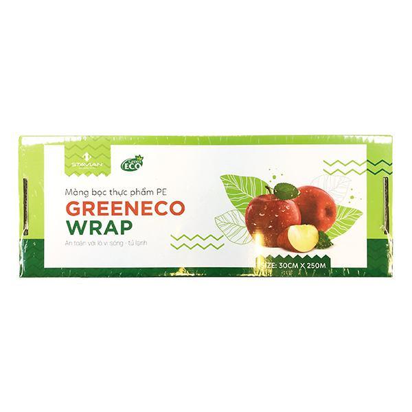 Màng Bọc Thực Phẩm GreenEco 30Cm*250M