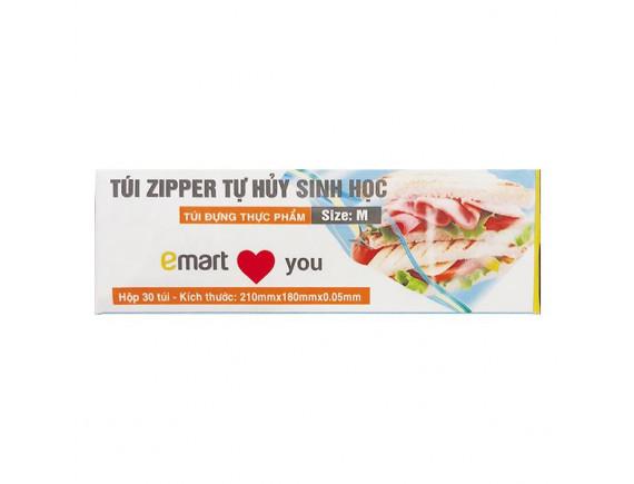 Túi Zipper Emart Size M