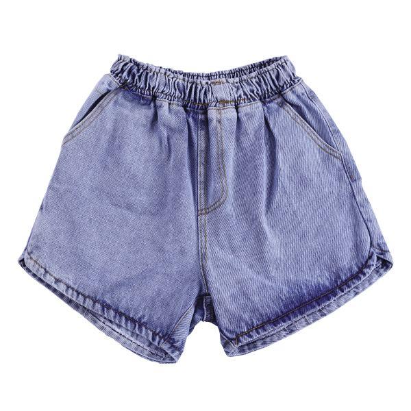 Quần Short Jean Nữ Lưng Thun 28-32
