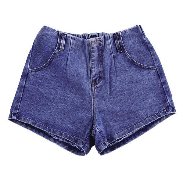 Quần Short Jean Nữ 28-30