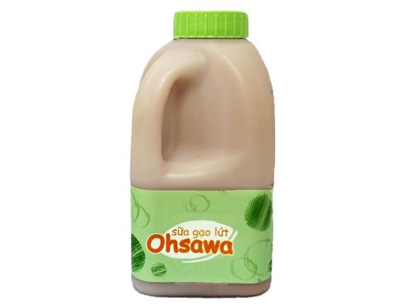 Sữa Gạo Lứt Ohsawa Yoo Chai 568Ml