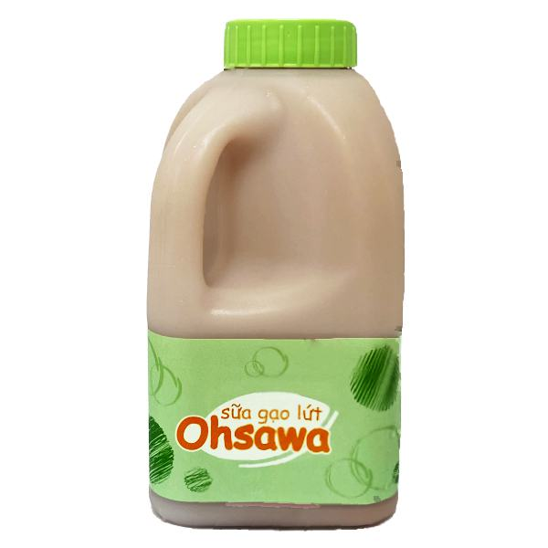 Sữa Gạo Lứt Huyết Rồng Ohsawa Chai 568Ml