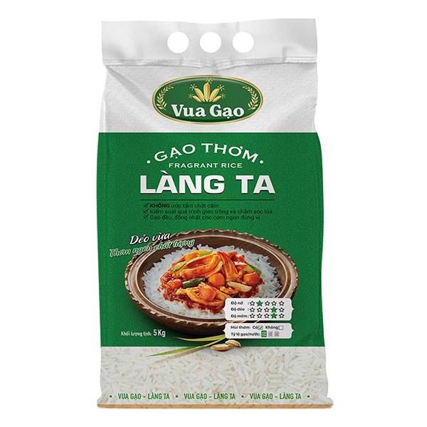 Gạo Làng Ta Vua Gạo 5Kg