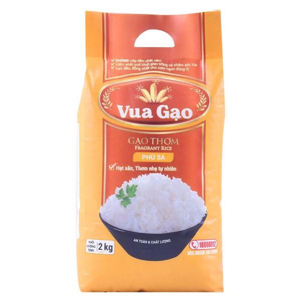 Gạo Phù Sa Vua Gạo 2Kg