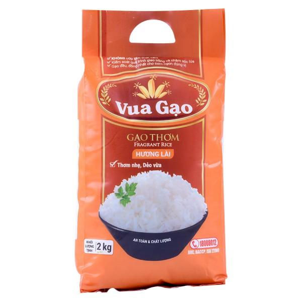 Gạo Hương Lài Vua Gạo 2Kg