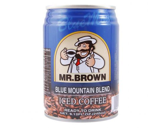 Cà Phê Mr Brown Cappuccino 240Ml
