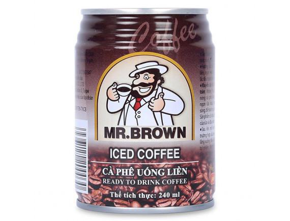 Cà Phê Mr Brown 240Ml