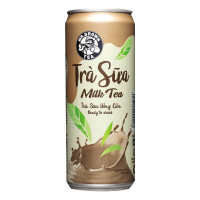 Trà Sữa Mr.Brown Lon 330Ml