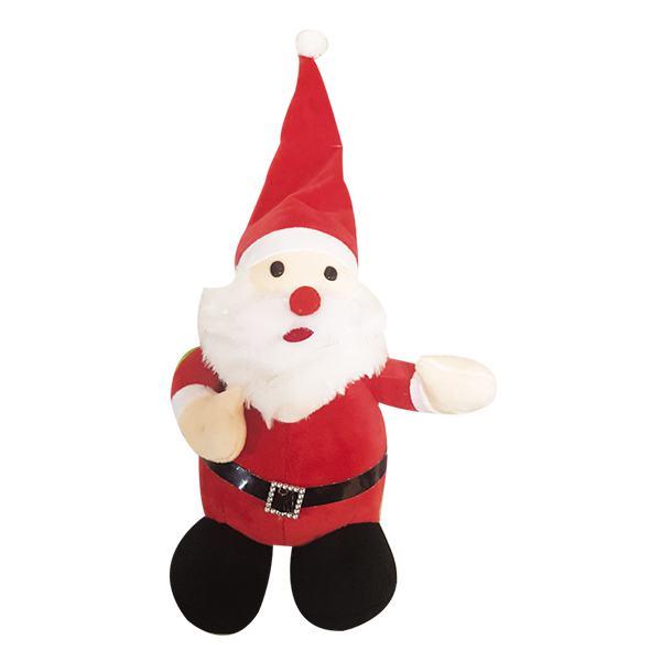 Thú Bông Ông Già Noel Nhạc Đứng