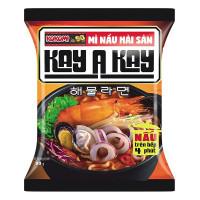 Mì Nấu Hải Sản Kay A Kay Kokomi Gói 90G