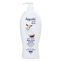 Sữa Tắm Aquala Ngọc Trai Xanh Dương 1.2L