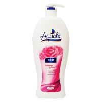 Sữa Tắm Aquala Hoa Hồng 1.2L