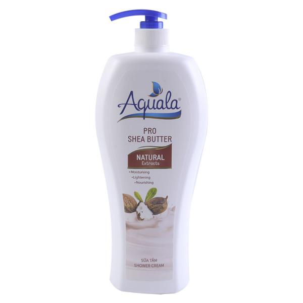 Sữa Tắm Aquala Pro Shea Butter 1.2L