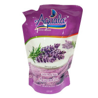 Nước Rửa Tay Aquala Hương Lavender Túi 450Ml