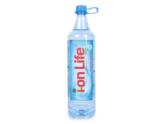 Nước Uống Ion Life Chai 1.25L