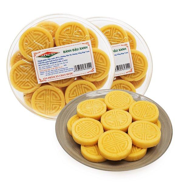 Bánh Đậu Xanh Hương Sen 210G