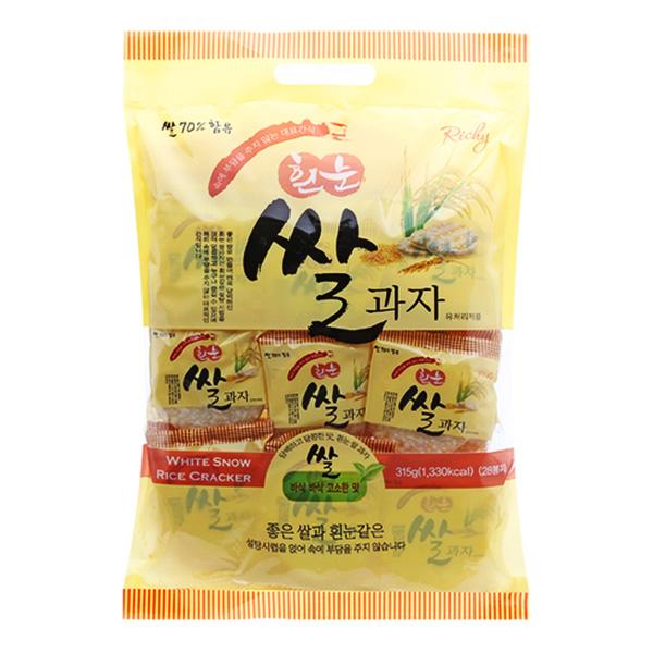 Bánh Gạo Richy Hàn Quốc 315G