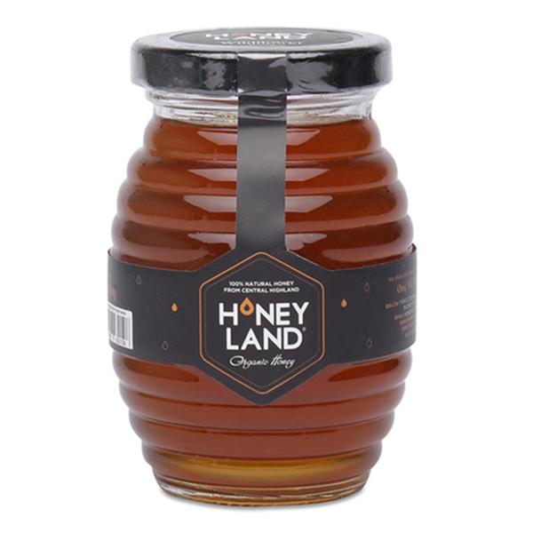 Mật Ong Hoa Rừng Honey Land 250G