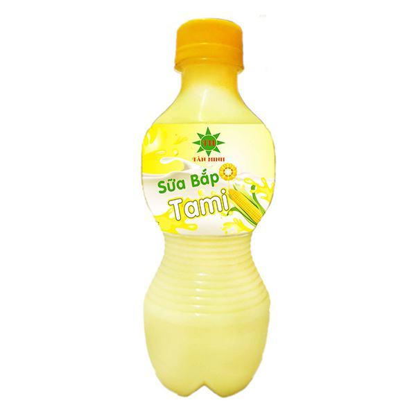 Sữa Bắp Tami Chai 330Ml