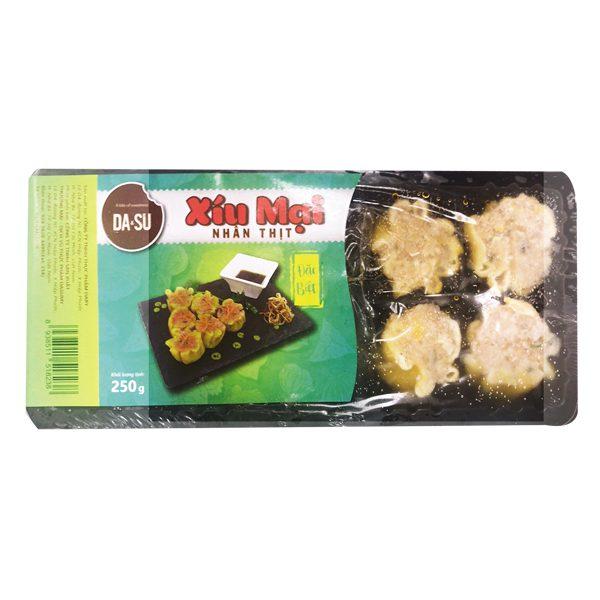 Xíu Mại Dasu Thịt Đặc Biệt Gói 250G