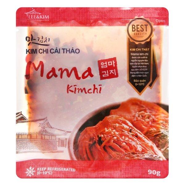 Kim Chi Cải Thảo Mama 90G