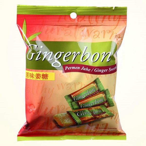 Kẹo Gingerbon Gừng Gói 125G
