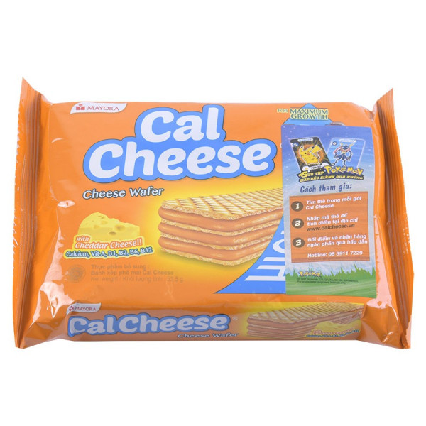 Bánh Cal Cheese 53.5G