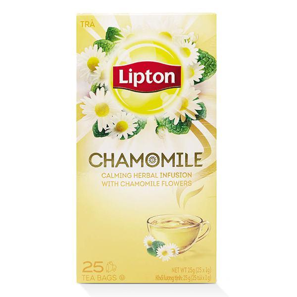Trà Lipton Chamomile 1G*25 Gói
