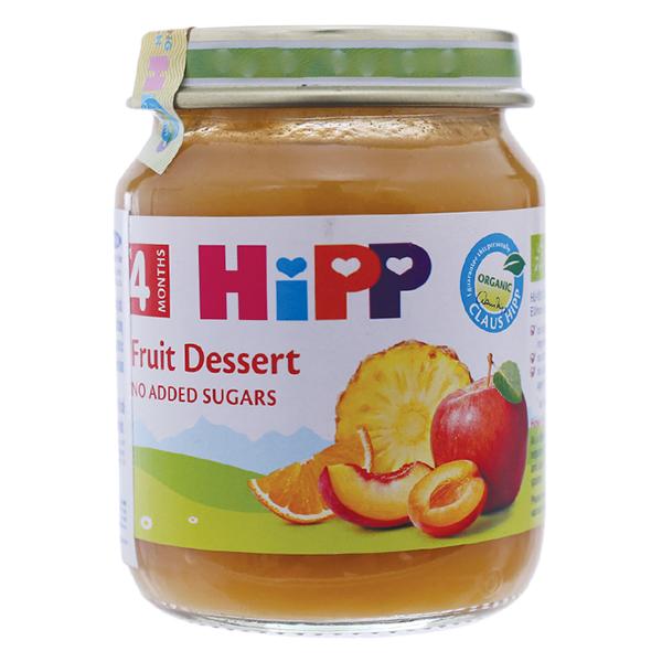Bột Ăn Dặm Hipp Hoa Quả 125G