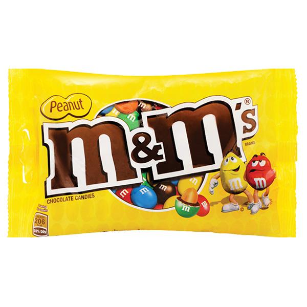 Kẹo Socola M&M Peanut 200G