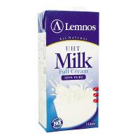 Sữa Tươi Tiệt Trùng Lemnos Nguyên Kem Hộp 1L