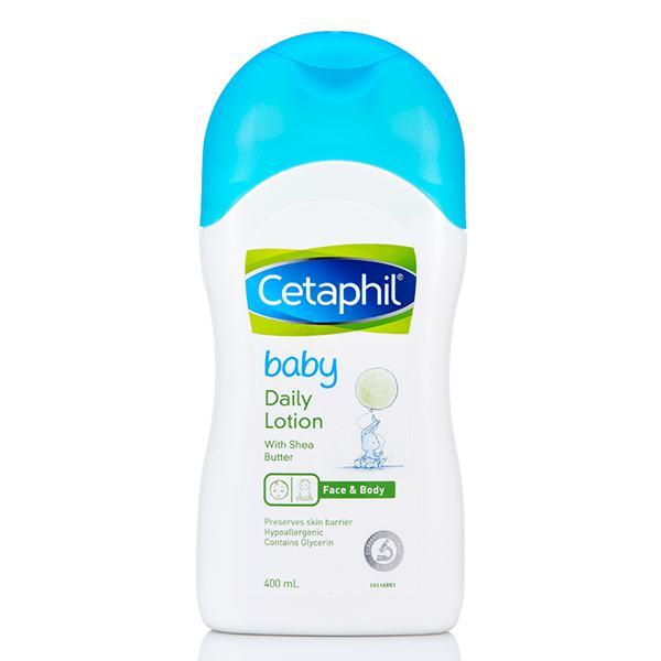 Sữa Dưỡng Ẩm Toàn Thân Cetaphil Baby 400Ml
