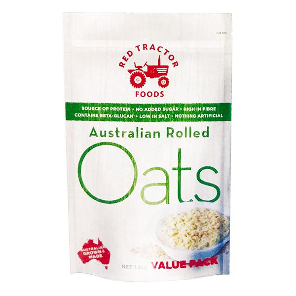 Yến Mạch Red Tractor Foods Oats 1.5Kg