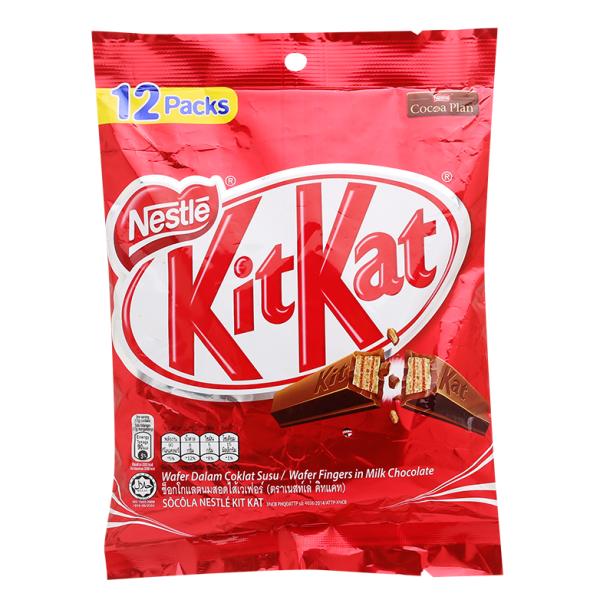 Socola Kitkat 2F Gói 12 Thanh*17G