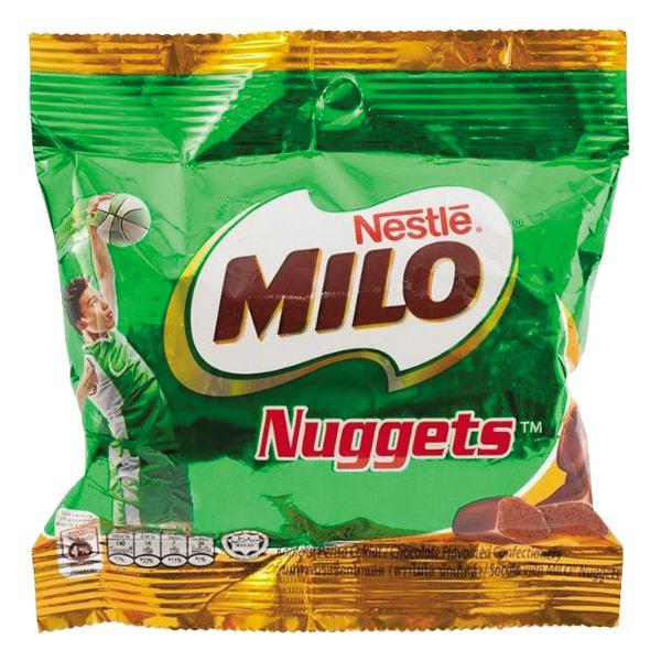 Socola Milo Nuggets Gói 75G