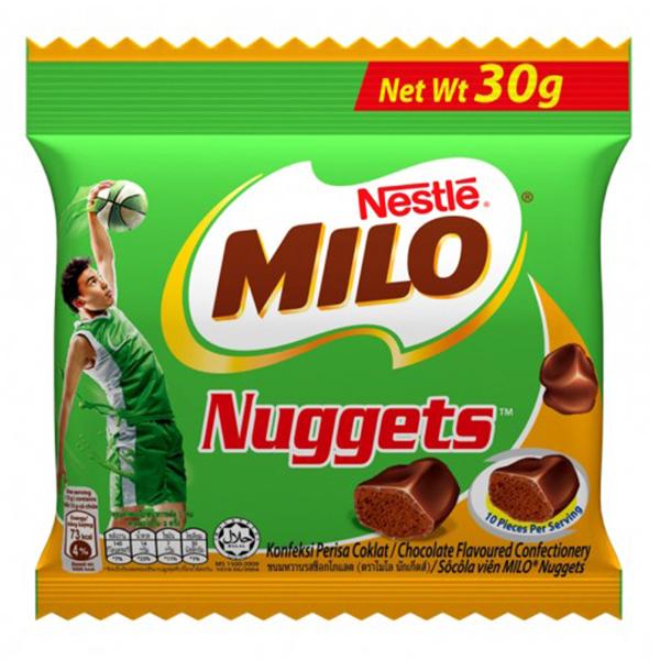 Socola Milo Nuggets 25G