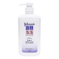 Sữa Tắm Johnson's pH5.5 2in1 750Ml