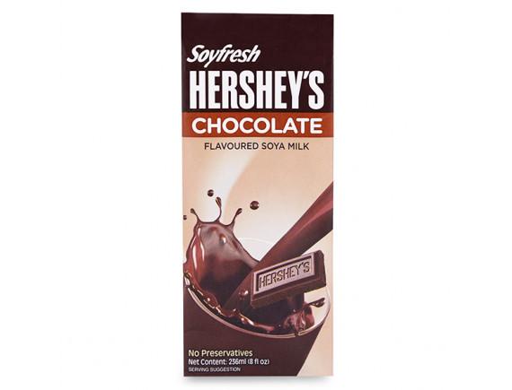 Sữa Đậu Nành Hershey Socola 236Ml