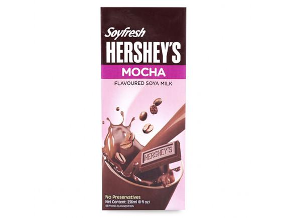 Sữa Đậu Nành Hershey Mocha 236Ml