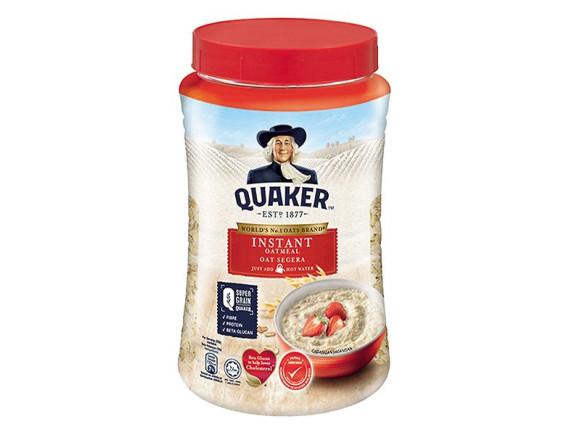 Yến Mạch Ăn Liền Quaker Hộp 600G
