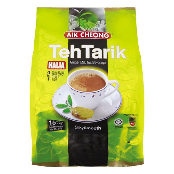 Trà Sữa Aikcheong Teh Tarik Gừng 600G